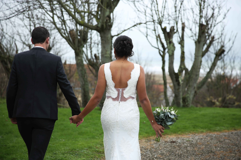 Mon mariage pétillant : nos tenues pour le grand jour